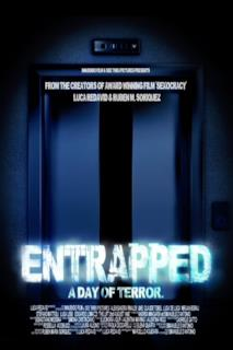 Poster Entrapped. A Day of Terror