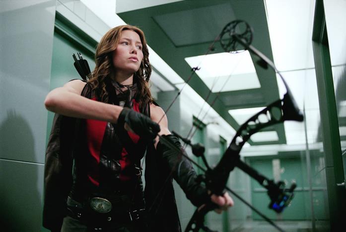 Jessica Biel nel film Blade: Trinity
