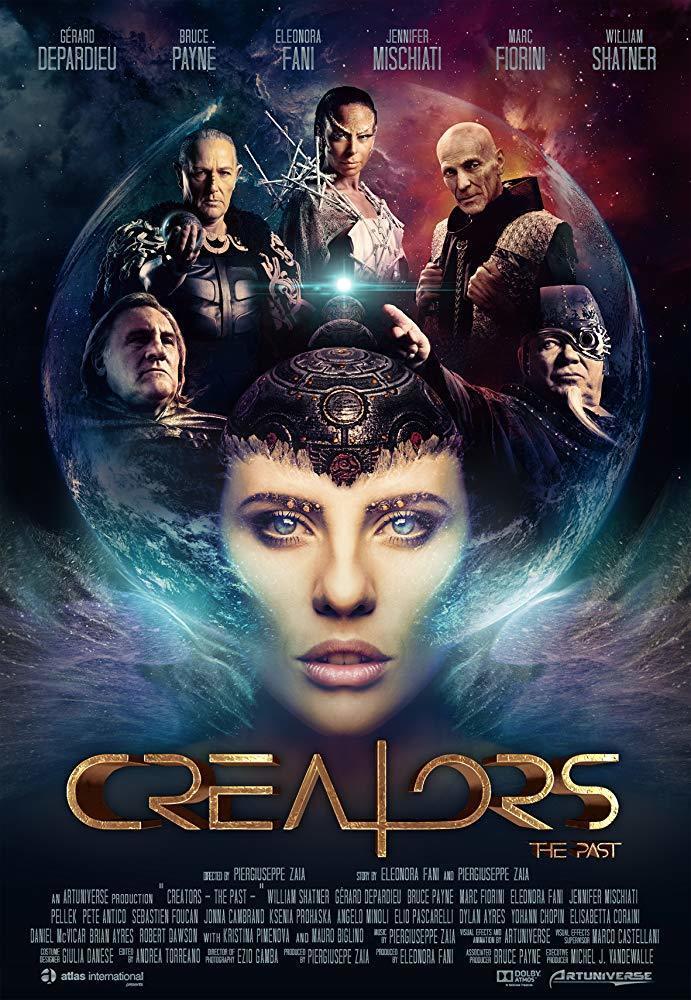 Il poster del film Creators - The Past