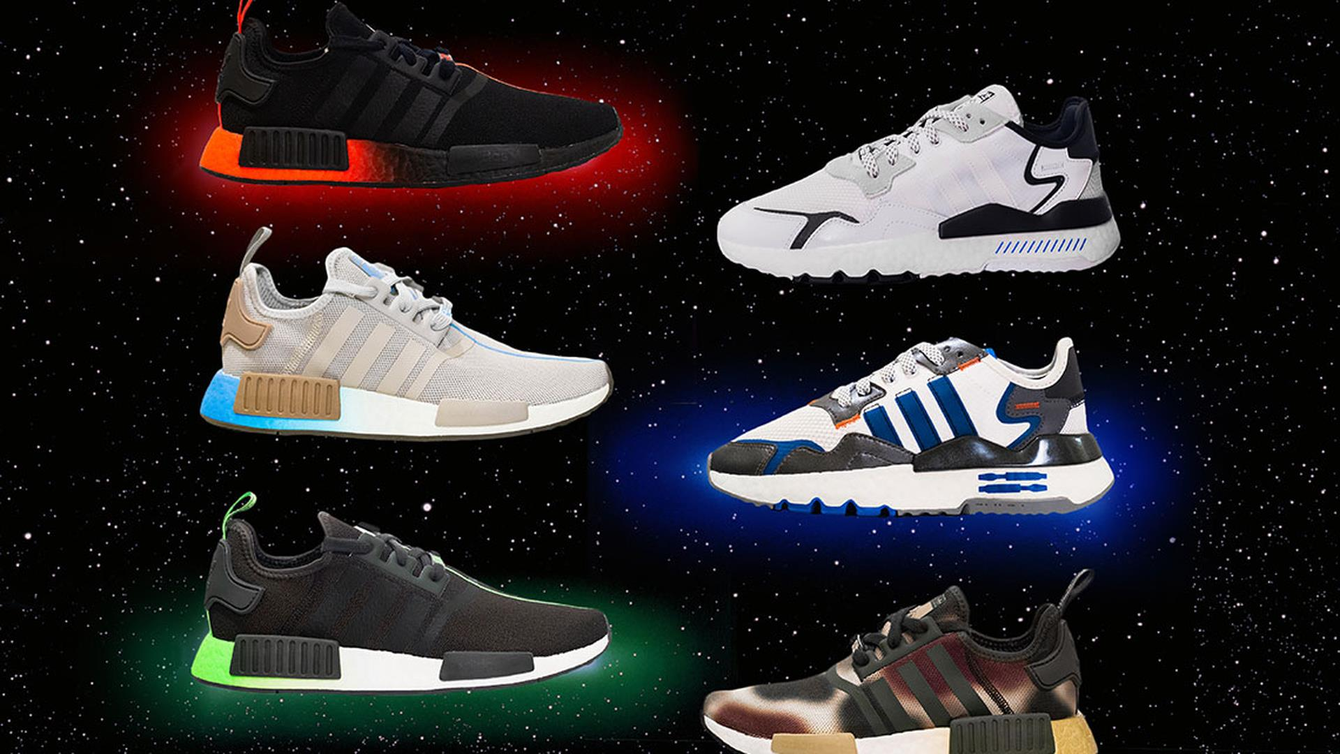 Star Wars x Adidas: le ultime sneakers sono ora disponibili
