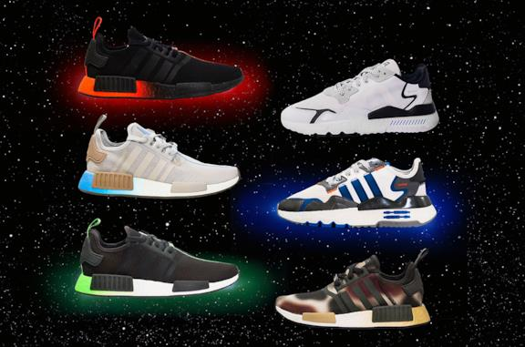 Le 6 sneakers Star Wars x Adidas