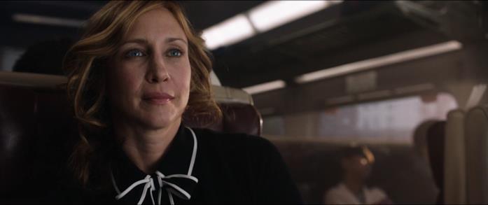 Joanna è moderatamente sorpresa di essere stata individuata da Michael