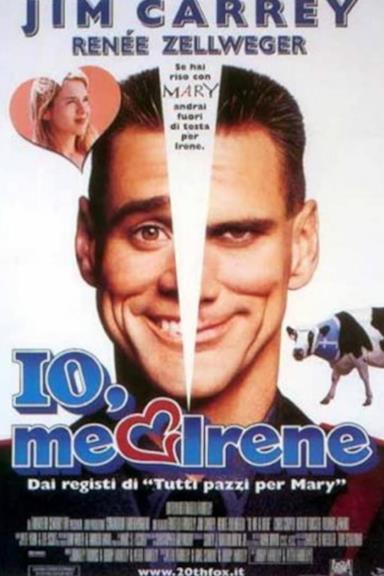 Poster Io, me & Irene