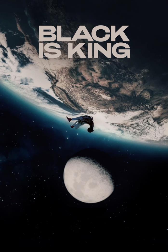 L'universo nel poster di Black is King