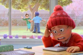 Red: trailer e trama del nuovo divertente film d'animazione Disney/Pixar