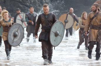 Il cast di Vikings