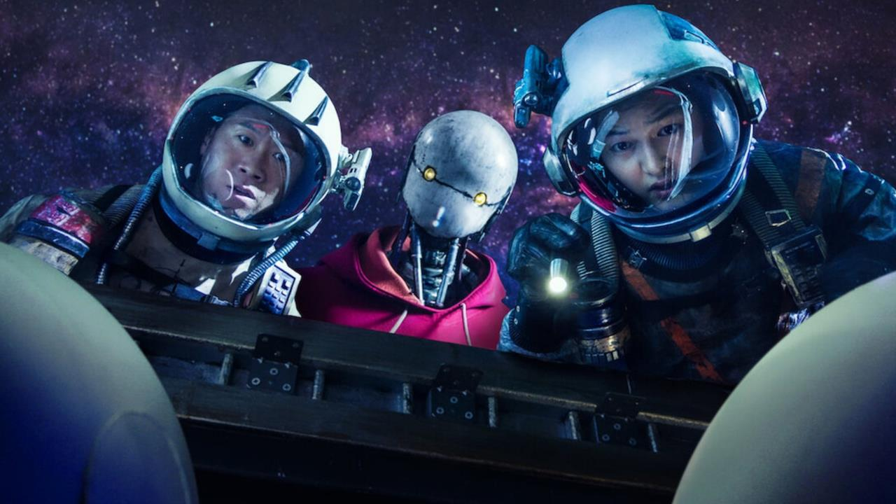 Space Sweepers: trailer, trama e cast dello sci fi coreano con Richard Armitage