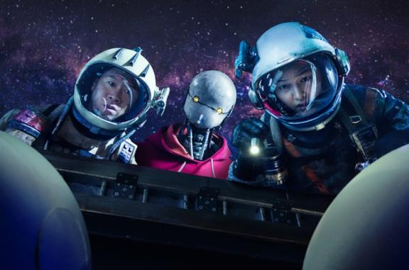 Space Sweepers: trailer, trama e cast dello sci-fi coreano con Richard Armitage