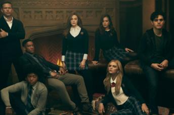 Il cast di Legacies