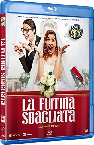 Cofanetto Blu-ray de La Fuitina Sbagliata