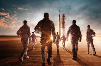 The Right Stuff: Talenti spaziali arriva su Disney+, ecco il trailer