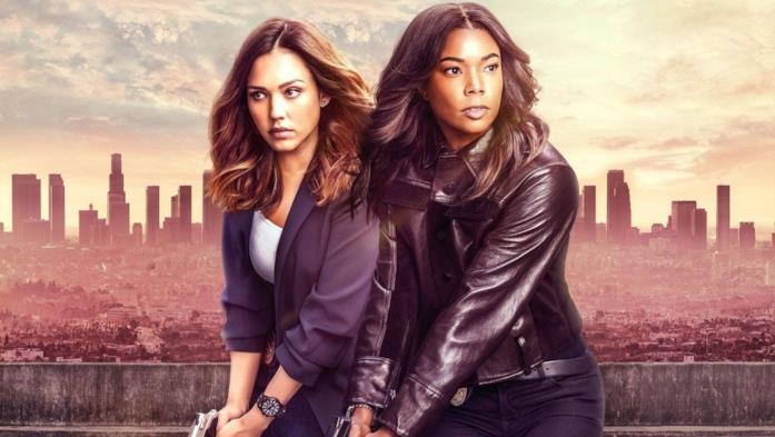 Gabrielle Union e Jessica Alba, protagoniste di L.A.'s Finest