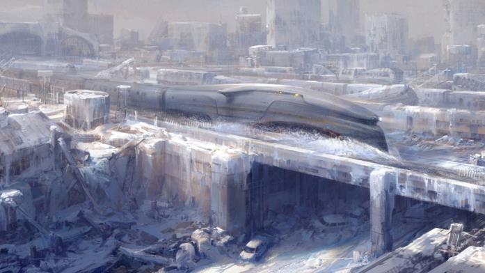 Immagine dello snowpiercer