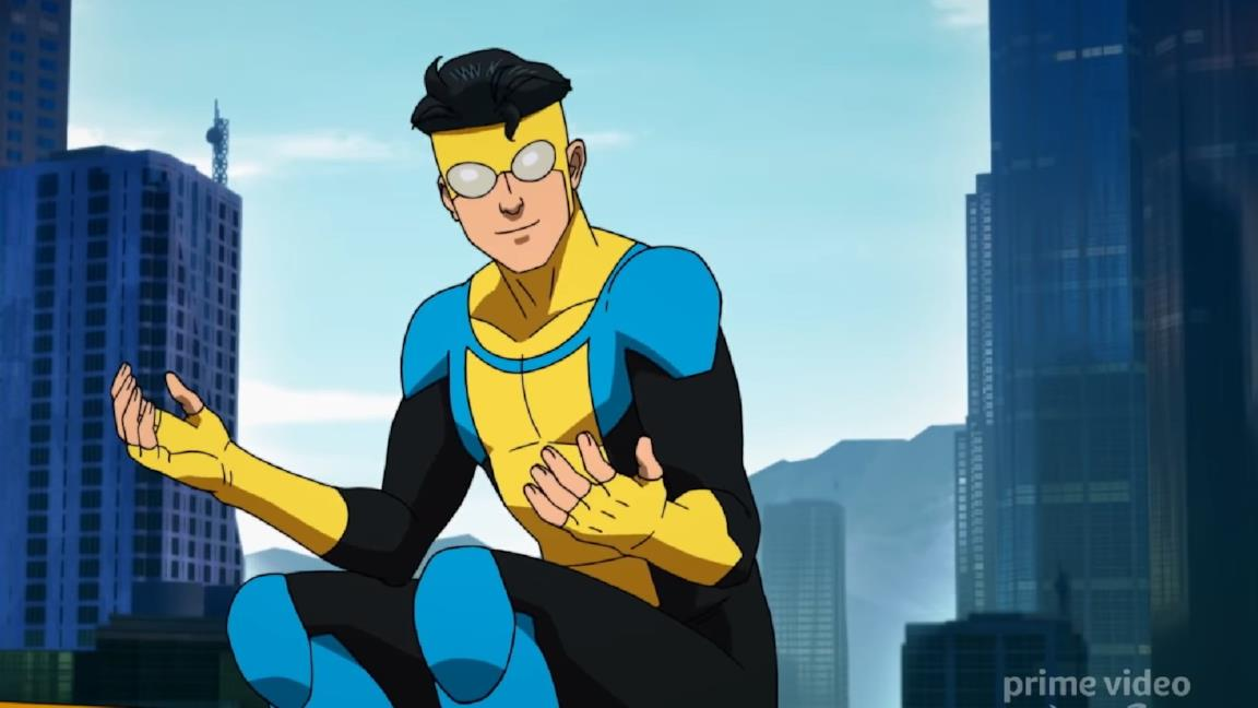 Invincible, la serie animata Amazon sul supereroe di Robert Kirkman