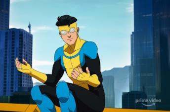 Invincible, la serie animata Amazon sul supereroe di Robert Kirkman