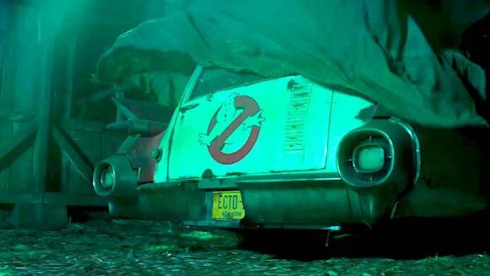 La Ecto-1 nel trailer di Ghostbuster: Legacy