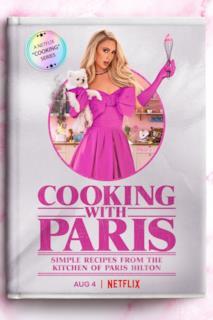 Poster In cucina con Paris