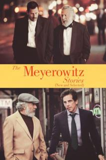 Poster The Meyerowitz Stories
