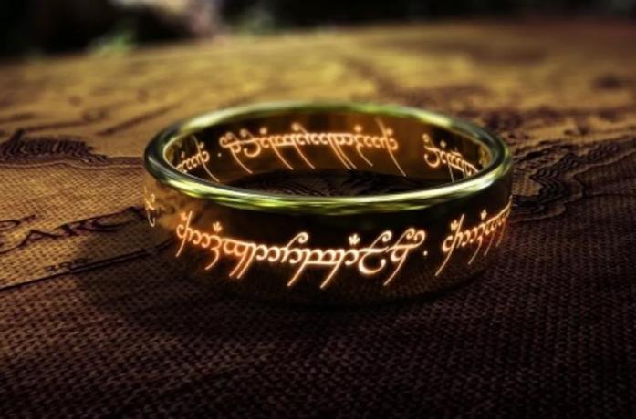 Un'immagine dai film de Il Signore degli Anelli