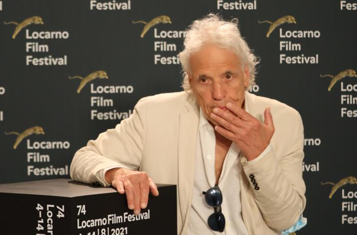Abel Ferrara a Locarno 74