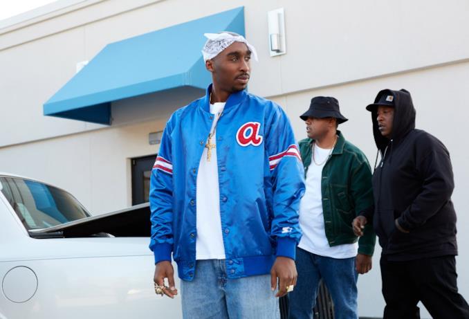 All Eyez On Me: Demetrius Shipp Jr. interpreta Tupac