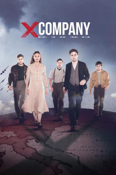 Poster X Company