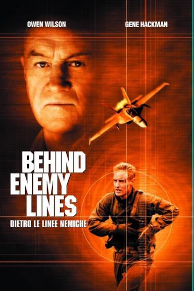 Poster Behind Enemy Lines - Dietro le linee nemiche