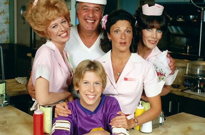 Philip McKeon nella sigla della sitcom Alice