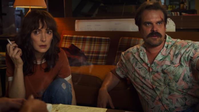 Stranger Things 3: Joyce e Hopper indagano insieme