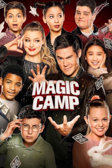 Poster Magic Camp