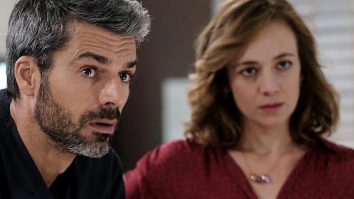Luca Argentero e Sara Lazzaro