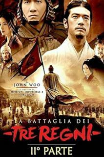 Poster La Battaglia Dei Tre Regni - Parte 2