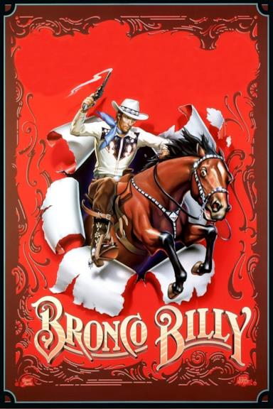 Poster Bronco Billy