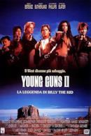 Poster Young Guns II - La leggenda di Billy the Kid