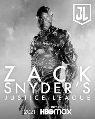 Justice League: The Snyder Cut - Cyborg