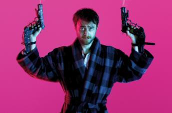 Daniel Radcliffe in Guns Akimbo