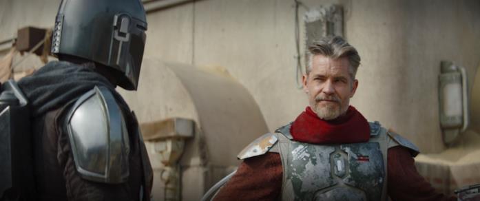 Timothy Olyphant è Cobb Vanth in The Mandalorian