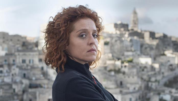 Vanessa Scalera nella serie Imma Tataranni - Sostituto procuratore