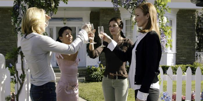 Lynette, Susa, Bree e Gabrielle