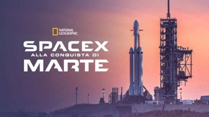 Spacex alla conquista di Marte