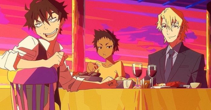 Great Pretender anime Netflix