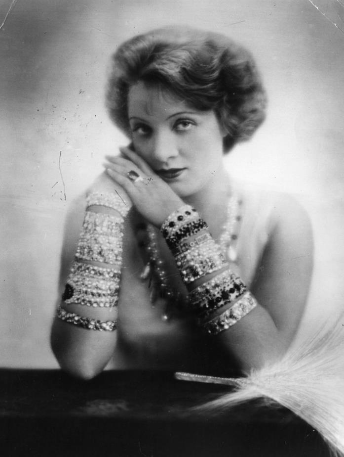 Marlene Dietrich negli anni '30