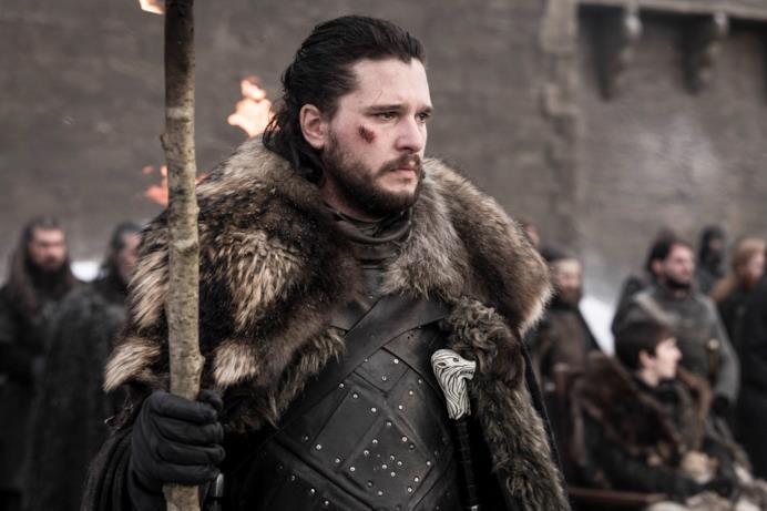 Jon Snow rende omaggio ai caduti della Grande Guerra a Winterfell