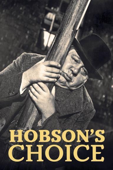 Poster Hobson il tiranno