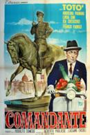 Poster Il comandante