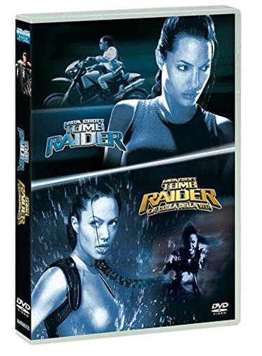 Tomb Raider - Box 2 DVD