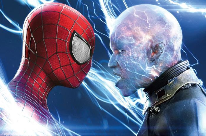Poster promozionale di The Amazing Spider-Man 2 - Il Potere di Electro