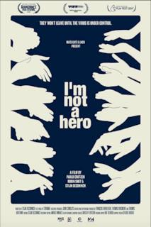 Poster I am not a hero