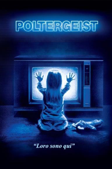 Poster Poltergeist - Demoniache presenze