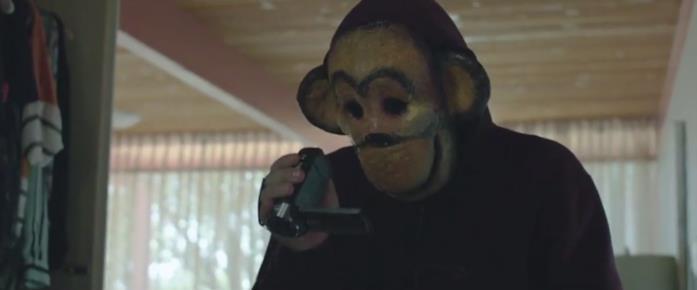 The Gift - Regali da uno sconosciuto, finale alternativo con Gordo mascherato